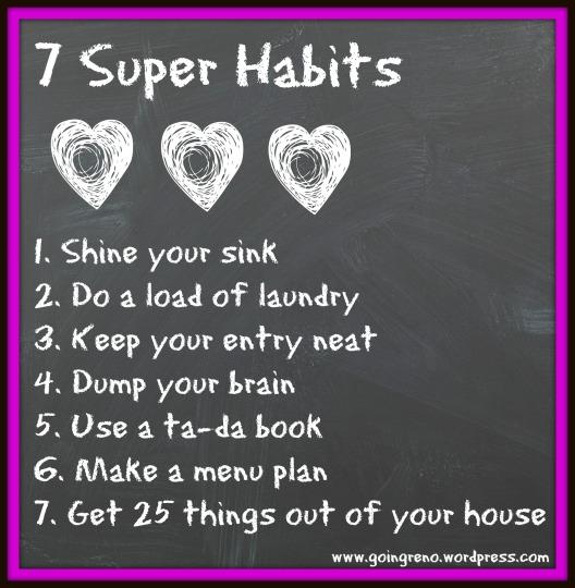 7 super habits