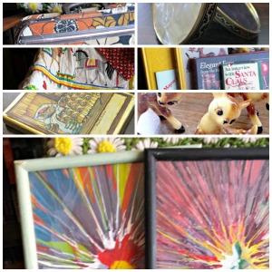 Thrifting Thursday {Spin Art Edition}