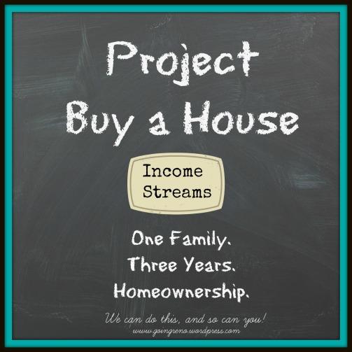 income streams button
