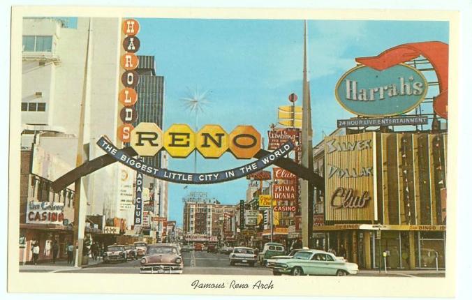 reno arch vintage